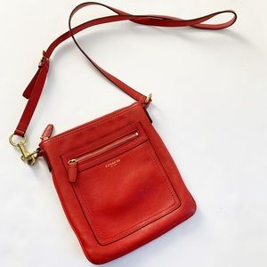 3 for $25 Coach Red Crossbody Bag